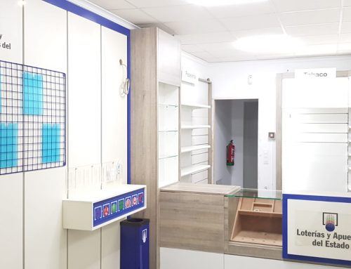 Administración de loterías mixta Ferez – Albacete