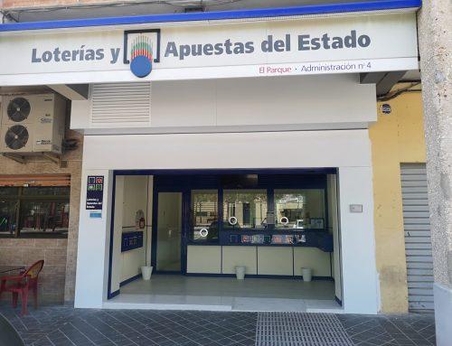 Administración de Loterías Integral Alfafar – Valencia